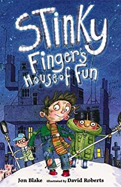 Stinky Finger's House of Fun 9780340884591