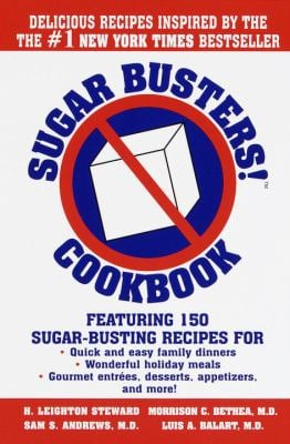 Sugar Busters! Quick & Easy Cookbook 9780345437778