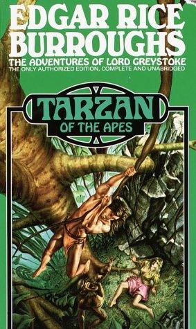 Tarzan of the Apes 9780345319777