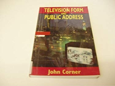 Television Form and Public Address 9780340567531