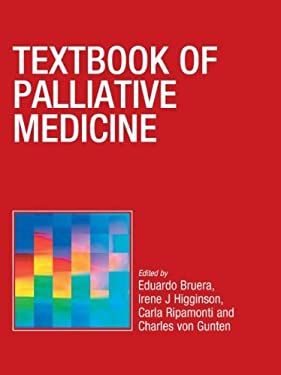 Textbook of Palliative Medicine 9780340966242