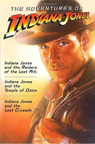 The Adventures of Indiana Jones 9780345501271