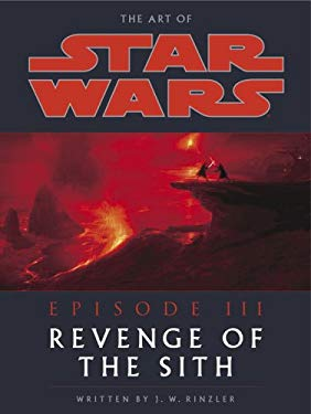 The Art of Star Wars: Episode 3: Revenge of the Sith 9780345431356