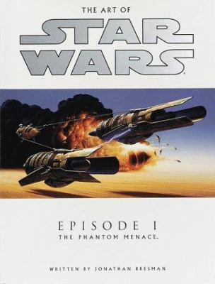 The Art of Star Wars, Episode I, the Phantom Menace 9780345431080
