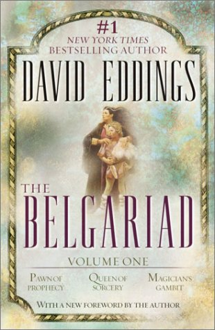 The Belgariad (Vol 1): Volume One: Pawn of Prophecy, Queen of Sorcery, Magician's Gambit 9780345456328