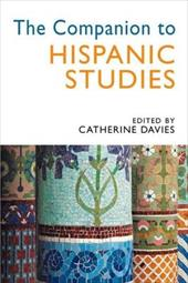 ISBN 9780340762974 product image for The Companion to Hispanic Studies | upcitemdb.com