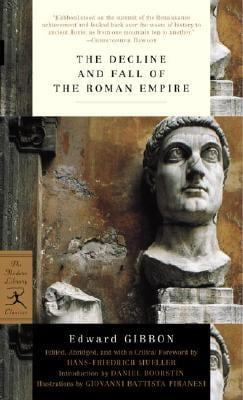 decline and fall of the roman empire the decline and fall of the empire by daniel j 27321 | The Decline and Fall of the Roman Empire 9780345478849
