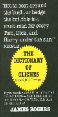 The Dictionary of Cliches 9780345338143