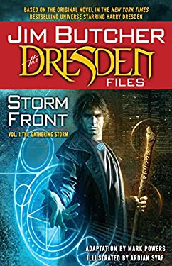 The Dresden Files Storm Front, Volume One: The Gathering Storm 9780345506399