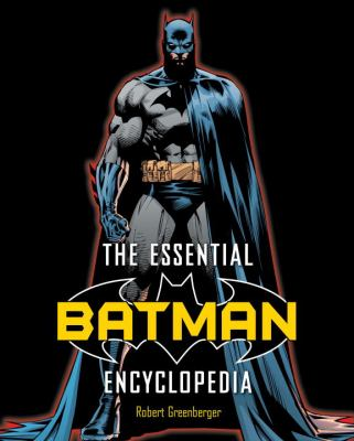 The Essential Batman Encyclopedia 9780345501066