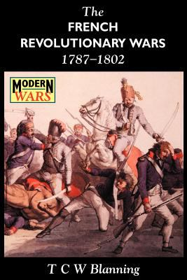 The French Revolutionary Wars, 1787-1802 9780340569115
