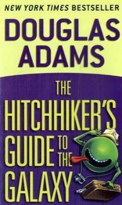 The Hitchhiker's Guide to the Galaxy 9780345391803