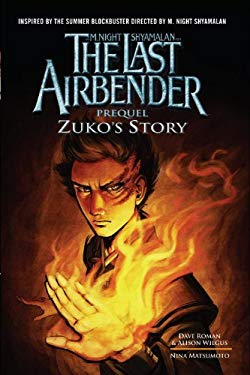 The Last Airbender Prequel: Zuko's Story 9780345518545
