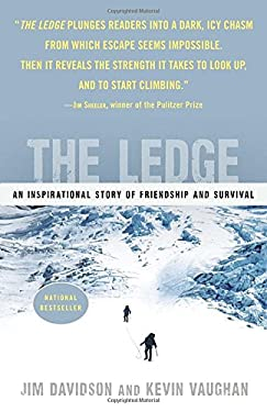 The Ledge: An Inspirational Story of Friendship and Survival 9780345523204