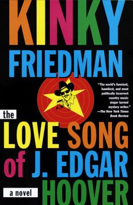 The Love Song of J. Edgar Hoover 9780345415097