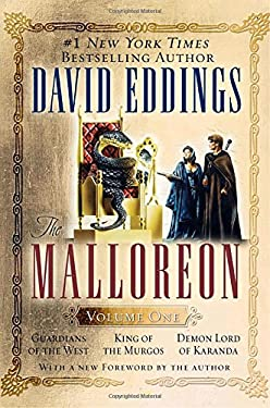 The Malloreon; Volume One: Guardians of the West; King of the Murgos; Demon Lord of Karanda 9780345483867