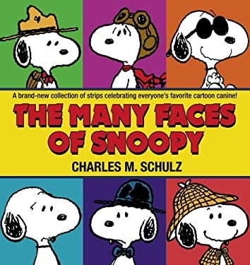 The Many Faces of Snoopy 9780345479839