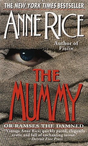 The Mummy or Ramses the Damned 9780345369949