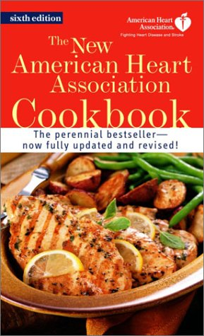 The New American Heart Association Cookbook 9780345461810