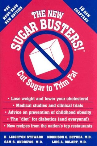 The New Sugar Busters!(r): Revised and Updated Edition