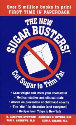 The New Sugar Busters!(r) 9780345469588