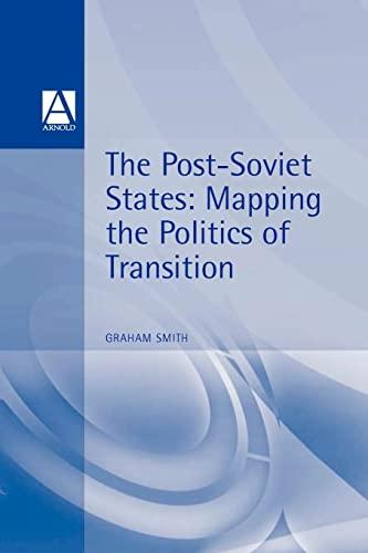 The Post-Soviet States 9780340677919