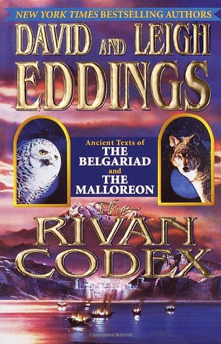 The Rivan Codex: Ancient Texts of the Gelbariad and the Malloreon 9780345435866