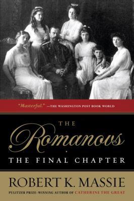 The Romanovs 9780345406408