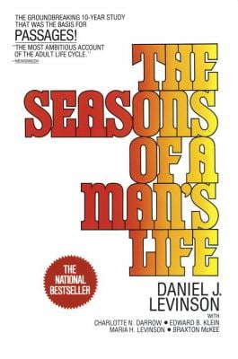 The Seasons of a Man's Life 9780345339010