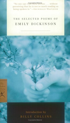 The Selected Poems of Emily Dickinson 9780345472410