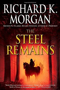 The Steel Remains 9780345493040