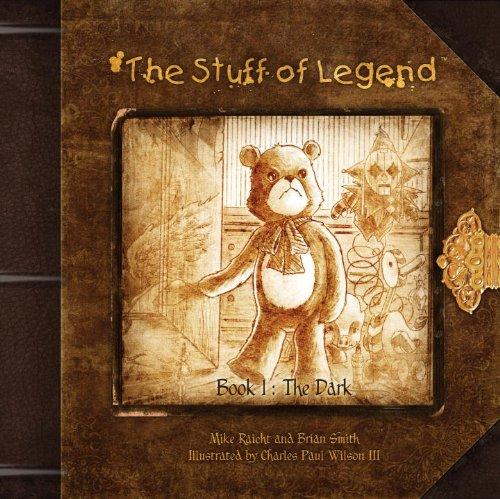 The Stuff of Legend, Book 1: The Dark 9780345521002