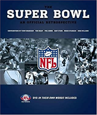 The Super Bowl: An Official Retrospective [With DVD] 9780345487193