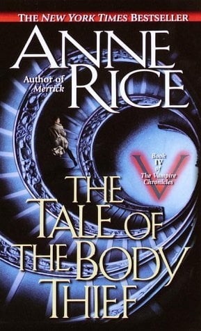 The Tale of the Body Thief 9780345384751