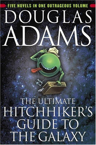 The Ultimate Hitchhiker's Guide to the Galaxy 9780345453747