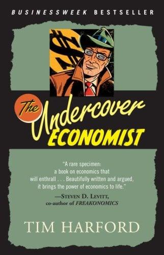 The Undercover Economist 9780345494016
