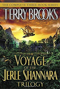 The Voyage of the Jerle Shannara Trilogy 9780345492869