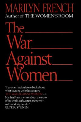 The War Against Women 9780345382481