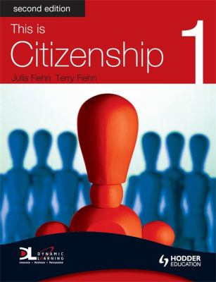 This is Citizenship 1 9780340947098