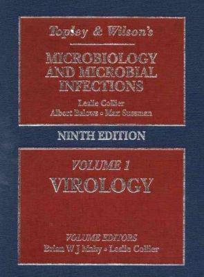 Topley and Wilson's Microbiology and Microbial Infections: Six-Volume Set 9780340614709