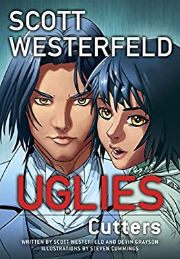 Uglies: Cutters (Graphic Novel) 9780345527233