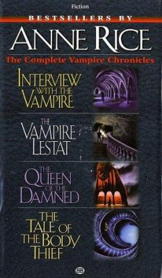 Vampire Chronicles 9780345385406