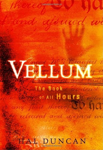 Vellum: The Book of All Hours 9780345487315