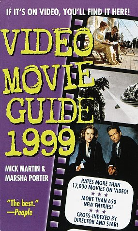 Video Movie Guide 1999