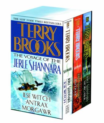 Voyage of the Jerle Shannara 3c Box Set MM 9780345466440