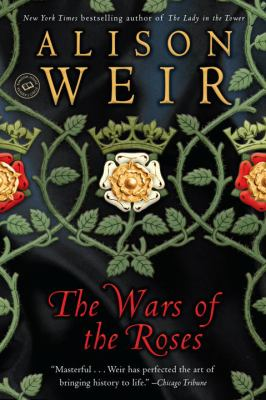 The Wars of the Roses (Rkpg) 9780345404336