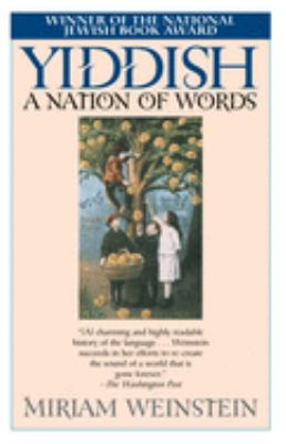 Yiddish: A Nation of Words 9780345447302