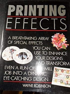Printing Effects (9780356202716) photo