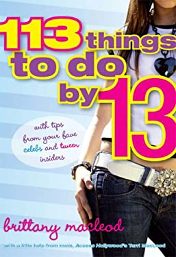 113 Things to Do by 13 9780373892129