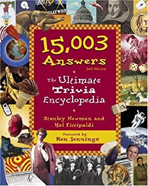 15,003 Answers: The Ultimate Trivia Encyclopedia 9780375722370